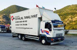 Ankara İçi Nakliyat Hizmeti